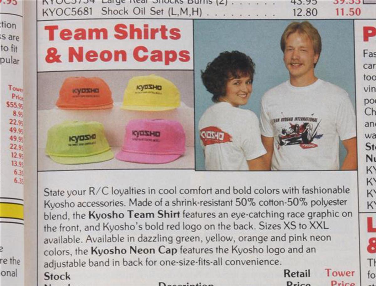 Hats Shirts