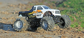 Helion RTR Intrusion XLR 1/10 Monster Truck