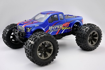 Hobao Racing Announces New Electric And Nitro Hyper MT Plus
