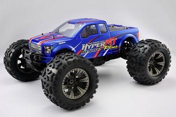 Hobao Racing Announces New Electric And Nitro Hyper MT Plus