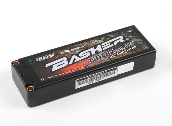 Budget- Friendly HobbyKing Basher 2S2P Hardcase LiHV Packs