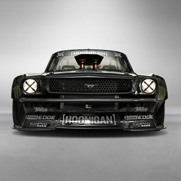 HPI Ken Block Hoonicorn Mustang Coming Soon