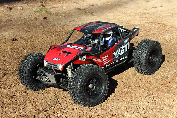 Pit Bull Rock Beast XL tire off-road 4X4 Axial Yeti scale trail electric off-road
