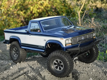 JConcepts 1984 Ford F-150 Trail And Scaler Body