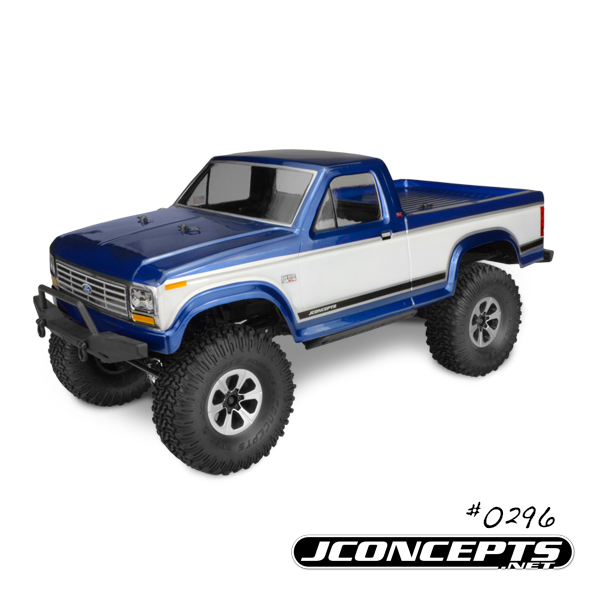 JConcepts 1984 Ford F-150 Trail And Scaler Body (3)