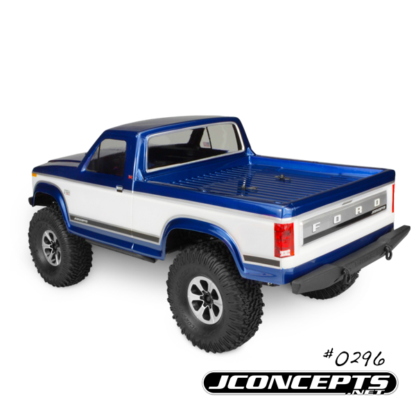 JConcepts 1984 Ford F-150 Trail And Scaler Body (4)