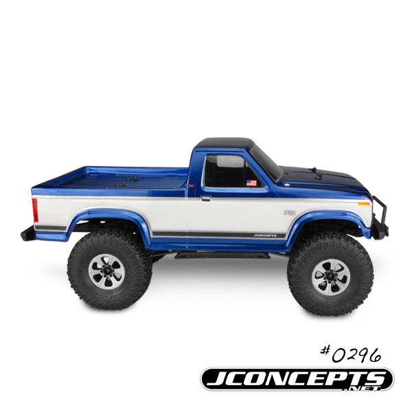 JConcepts 1984 Ford F-150 Trail And Scaler Body (5)
