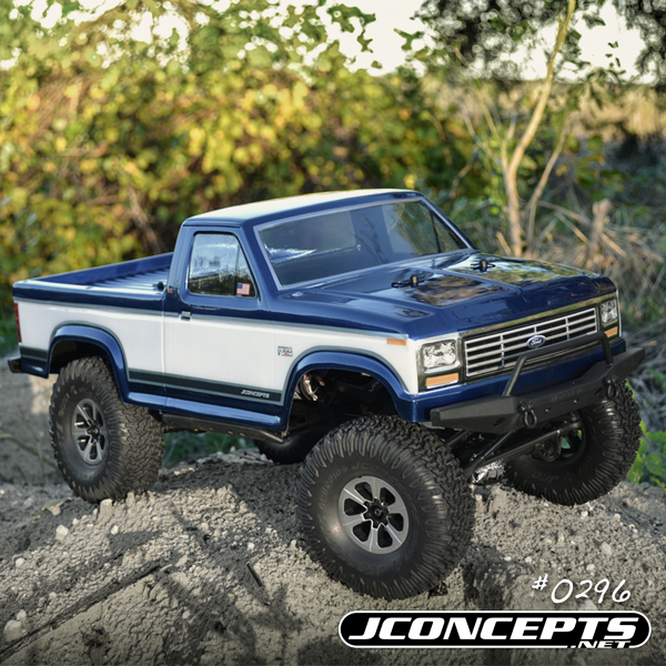 JConcepts 1984 Ford F-150 Trail And Scaler Body (6)