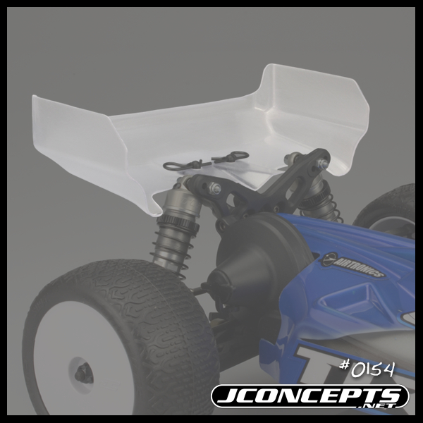 JConcepts Aero Rear Wing For The TLR 22 3.0 (1)