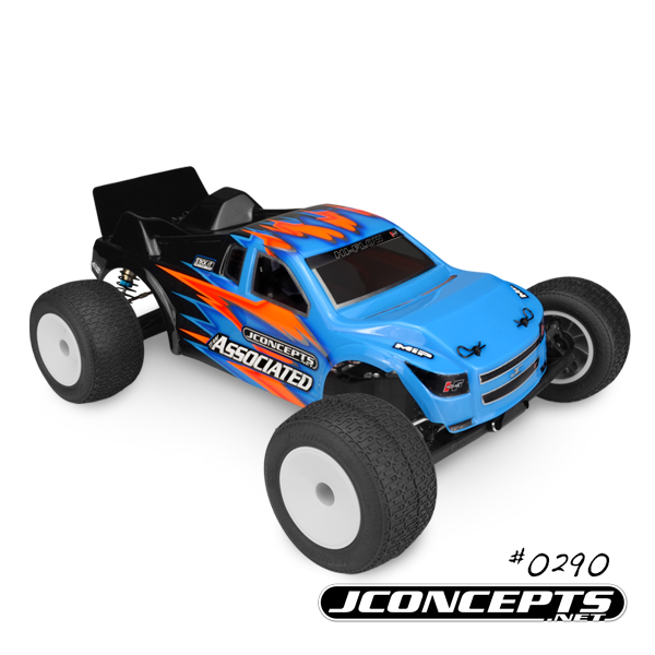 JConcepts Hi-Flow Body For The Team Associated T5M  (2)