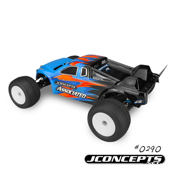 JConcepts Hi-Flow Body For The Team Associated T5M  (3)