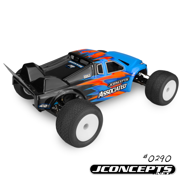 JConcepts Hi-Flow Body For The Team Associated T5M  (4)