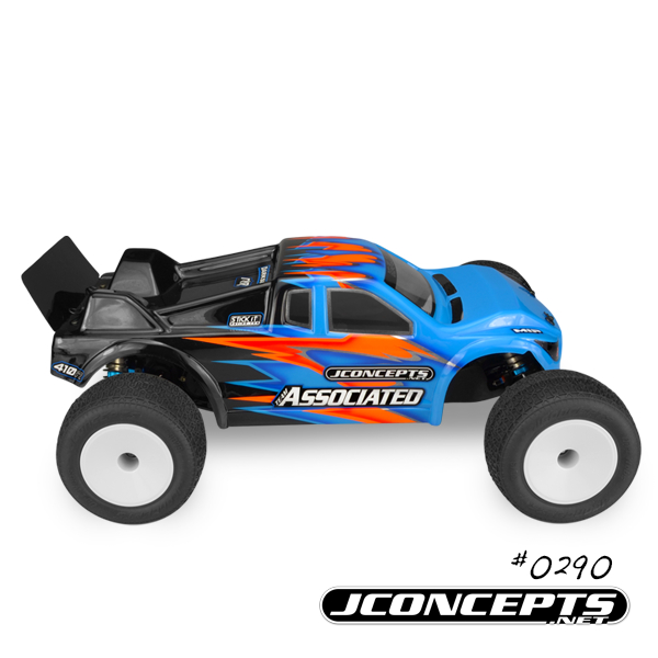 JConcepts Hi-Flow Body For The Team Associated T5M  (5)
