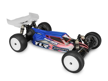 JConcepts S2 Body For The TLR 22 3.0
