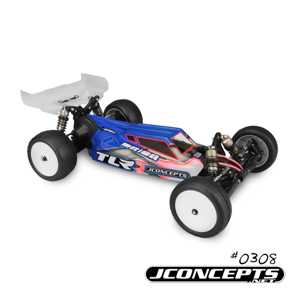 JConcepts S2 Body For The TLR 22 3.0  (3)