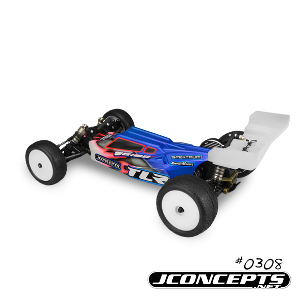 JConcepts S2 Body For The TLR 22 3.0  (4)