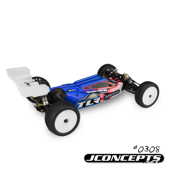JConcepts S2 Body For The TLR 22 3.0  (5)