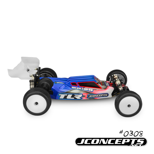 JConcepts S2 Body For The TLR 22 3.0  (6)