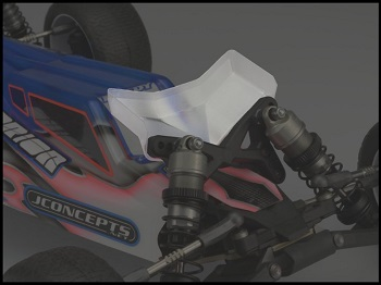 JConcepts Introduces Wide and Narrow Aero Front Wing for the TLR 22 3.0