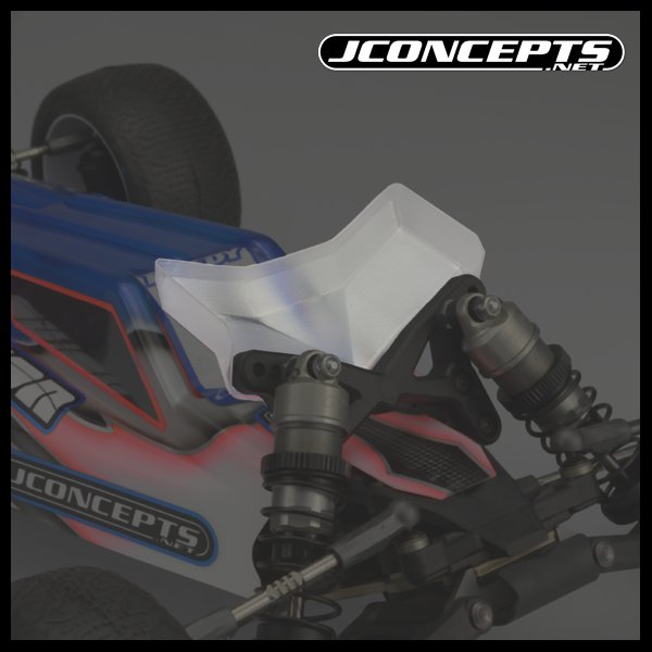 JConcepts Wide And Narrow Aero Front Wing For The TLR 22 3.0 (4)