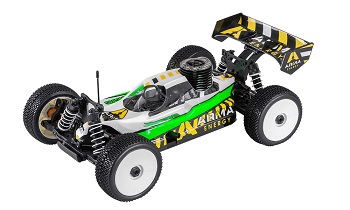 JQ Products Announces New Website, Partnership With ARMA Energy Drink, And RTR ARMA 1/8 Nitro And Electric Buggies