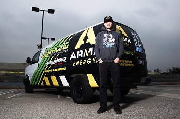 JQRacing Announces Their New ARMA Energy/JQRacing Factory Team Transporter