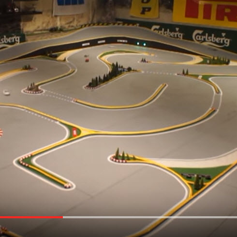 Do You Race Mini-Zs? You'll Want To When You See These Tracks [VIDEO]