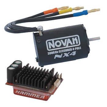 Novak Introduces Hammer Speed Control And Nx4 Brushless