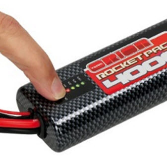 Orion's New LiPo Packs Have a Built-In Charge Status Checker