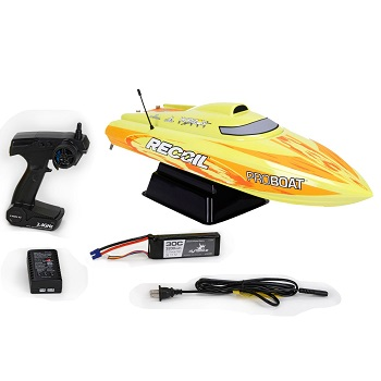 Pro Boat RTR Recoil 26-inch Self-Righting Brushless Deep-V [VIDEO]