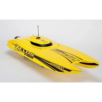 Pro Boat RTR Zelos 36 Twin Catamaran [VIDEO]