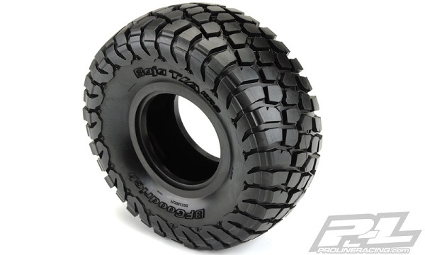 Pro-Line BFGoodrich Baja TA KR2 1.9 Crawler Tires (2)