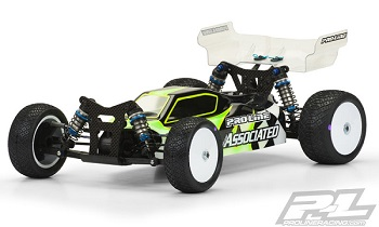Pro-Line Predator Clear Body For The Team Associated B44.3