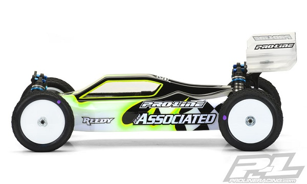 Pro-Line Predator Clear Body For The Team Associated B44.3 (2)