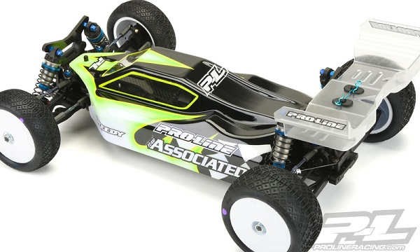 Pro-Line Predator Clear Body For The Team Associated B44.3 (3)