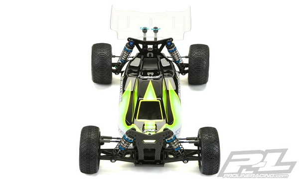 Pro-Line Predator Clear Body For The Team Associated B44.3 (5)