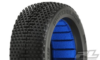 Pro-Line SwitchBlade, Suburbs, And Fugitive 1/8 Buggy Tires