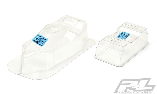 Pro-Line Type-R Clear Body For The HB D216 (2)