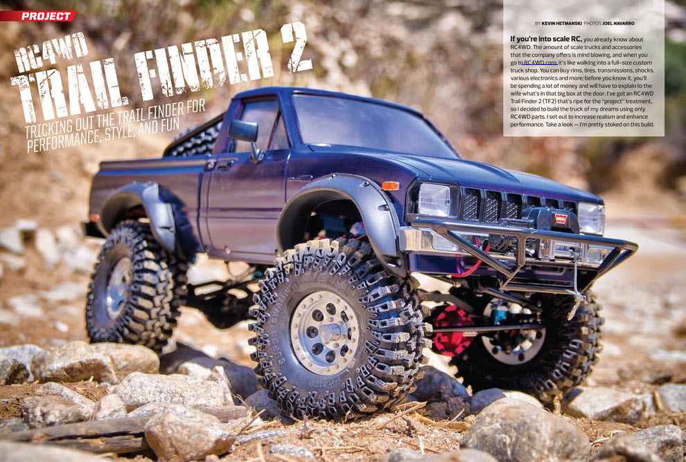 Project Trailfinder 2