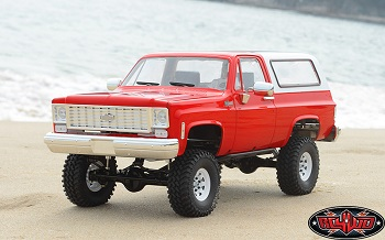 RC4WD Introduces Chevrolet Blazer Hard Body Complete Set