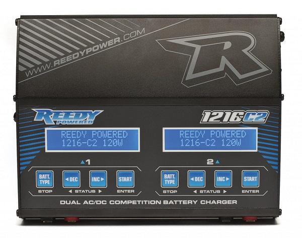 Reedy 1216-C2 Dual AC_DC Balance Charger (7)