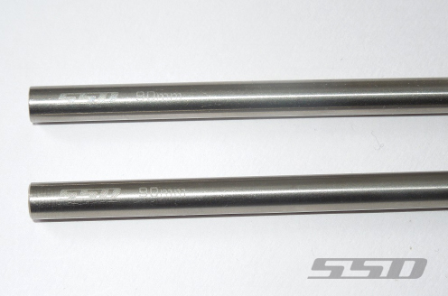 SSD 78 And 90mm Titanium Suspension Links For The Vaterra Ascender (2)