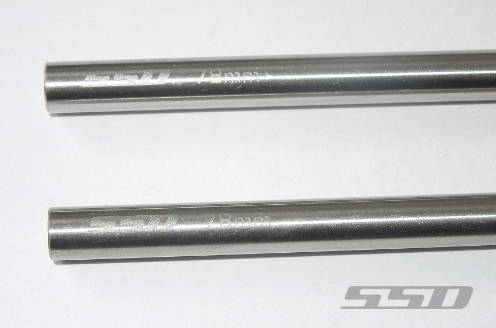 SSD 78 And 90mm Titanium Suspension Links For The Vaterra Ascender (4)