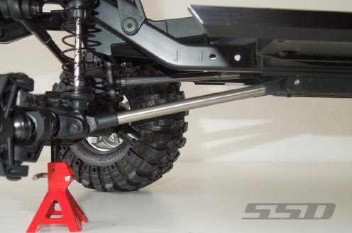 SSD 78 And 90mm Titanium Suspension Links For The Vaterra Ascender (6)
