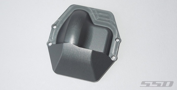 SSD HD Diff Cover For Axial AR60 Axles (2)