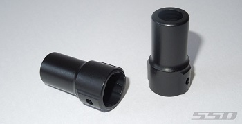 SSD Rear Lockouts For SCX10 And D60 Axles
