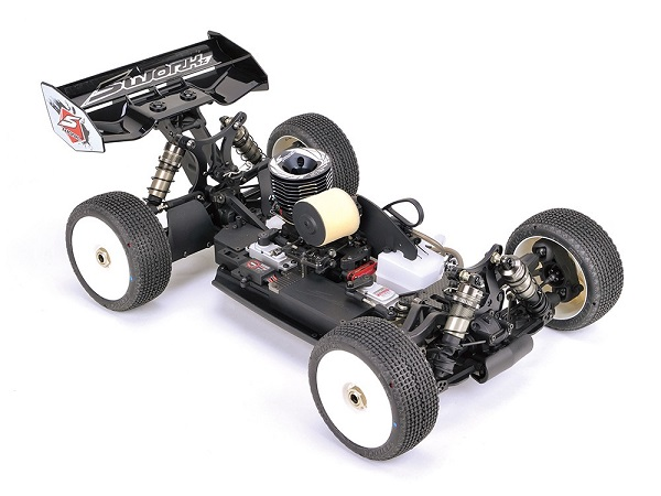 SWORKz S350 EVO II Limited Edition 1_8 Pro Buggy Kit (2)
