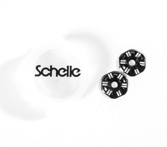 Schelle Asterisk Wing Buttons For 1_10 And 1_18 Buggies (3)