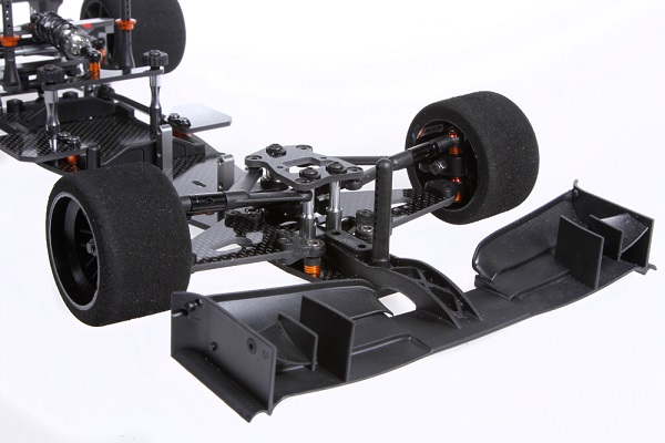 Serpent F110 SF2 Formula 1 Car  (2)