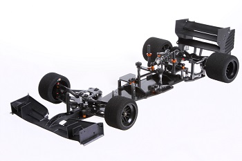 Serpent F110 SF2 Formula 1 Car